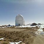 Calar Alto Observatory (StreetView)