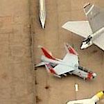 A-7 Corsair (Google Maps)