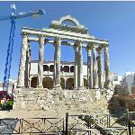 The Temple of Diana (StreetView)