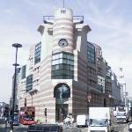 'No 1 Poultry' by Sir James Stirling