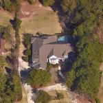 Bryant Young's House (Google Maps)