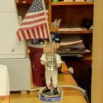 Curt Schilling World Series Bobblehead
