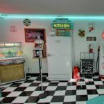 50's DooWop Diner Wedding Chapel