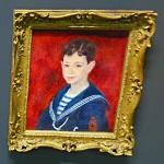 'Fernand Halphen as a Boy' by Pierre-Auguste Renoir