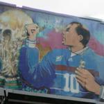 Zidane graffiti