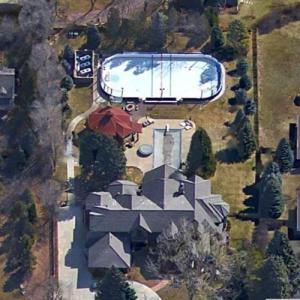 Adam Foote's House (Google Maps)