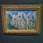 'Bathers' by Paul Cézanne