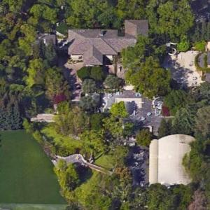 Alex Spanos' House (Google Maps)