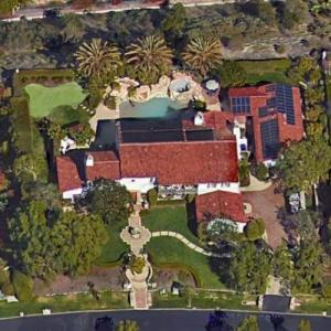 Drew Brees' House (former) (Google Maps)