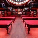 Billiard tables (StreetView)