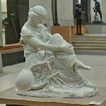 Sapho by James Pradier