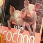'Le livre du cochon' by Alain Raveneau