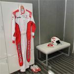 Dream Racing dressing room