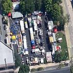 Fair in Church parking lot