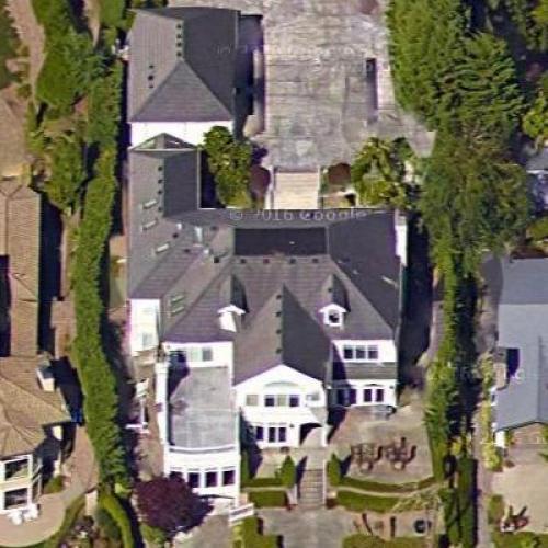 Neil Konzens House In Hunts Point Wa Google Maps