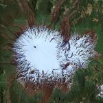 Volcano Villarica (Google Maps)