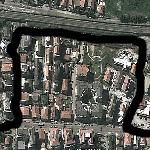 "The ""Chicane"" of the Old Pescara Street Circuit"