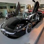 Murciélago LP 650–4 Roadster