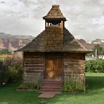 Torrey Log Church-Schoolhouse