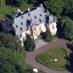Dommeldange Castle (Google Maps)