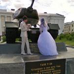Wedding Tank