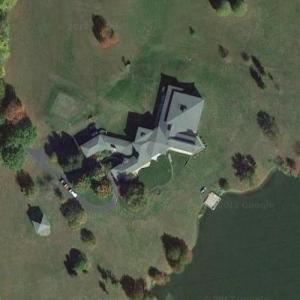 Martin Lawrence's House (Google Maps)