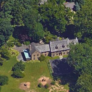 Bill Cosby's House (Google Maps)