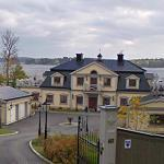 Börje Salming's house