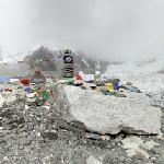 Everest - South base camp