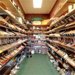 The Tinderbox Cigar Store