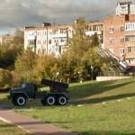BM-21 Grad & S-125 Neva/Pechora