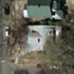 2006-03-13 - Site of alleged rape by Duke University lacrosse team (Google Maps)