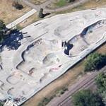 Riverside Rail Yard Skate Park