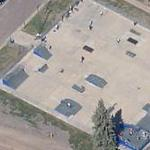 Drake Springs Skateboard Park (Google Maps)