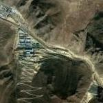 China National Gold Mine Tibet, landslide news (Google Maps)