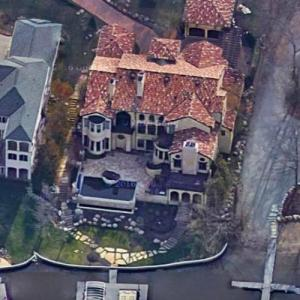 George Hill's House (Google Maps)