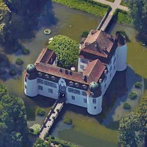 Bottmingen Castle (Google Maps)
