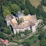 Blonay Castle (Google Maps)