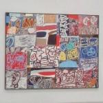 'Fete Villageoise' by Jean Dubuffet