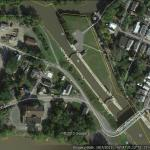 Beginning of the Erie Canal (Google Maps)
