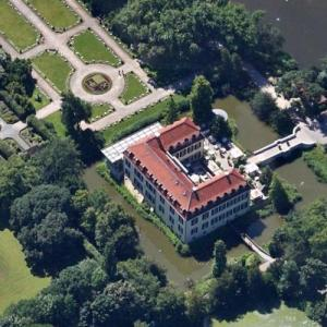Berge Castle (Google Maps)