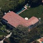 Bobby Shriver's House (Google Maps)