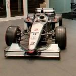 McLaren MP4/15 Formula One car (StreetView)