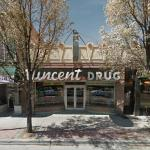 The Sandlot - Vincent Drug Store