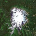 Volcan Choshuenco (Google Maps)