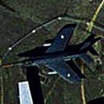 Dassault Etendard IVM (Google Maps)