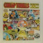 'Cheap Thrills' cover by R. Crumb