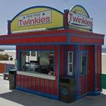 Deep Fried Twinkies stand