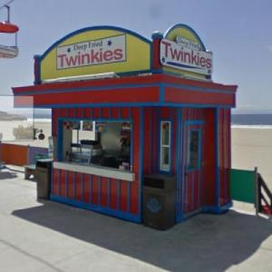 Deep Fried Twinkies stand (StreetView)