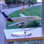 Airbus A380 (scale model) (StreetView)